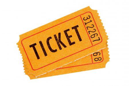 tickets tombola