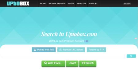 Uptobox : l'hébergeur de fichiers à connaître